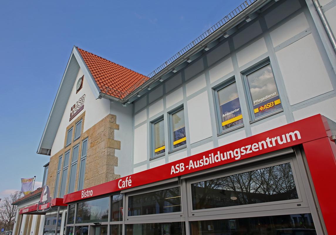 ASB-Bahnhof Basche